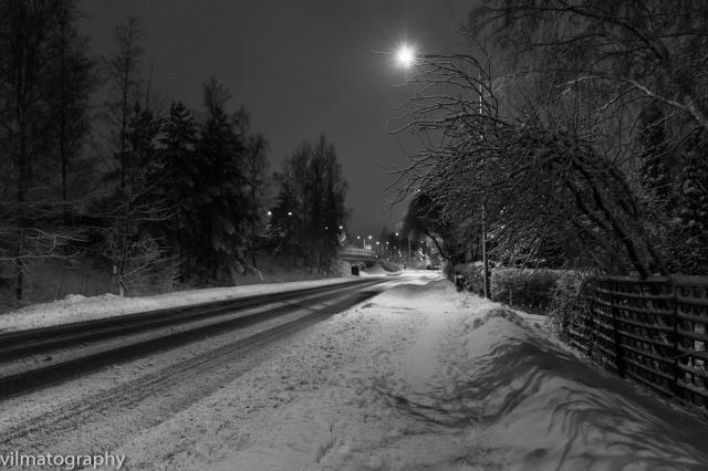 Talviyö